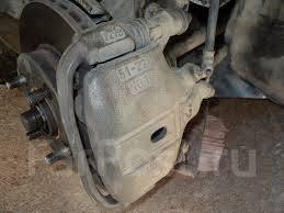 Суппорт тормозной. Toyota Sprinter, AE100