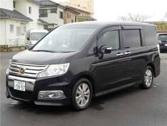 Honda Stepwagon. автомат, передний, 2.0, бензин, 54 000 тыс. км, б/п. Под заказ