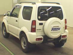 Дверь багажника. Suzuki Jimny Wide, JB33W, JB43W Двигатели: G13B, M13A