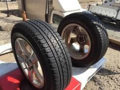 Bridgestone Dueler H/L. Летние, износ: 100%, 4 шт