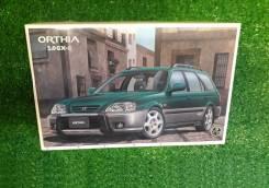 Модель Honda Orthia масштаб 1:24 для сборки (склеивания) Aoshima. Под заказ