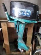 Ветерок. 8,00л.с., 2х тактный, бензин, нога S (381 мм), Год: 1992 год