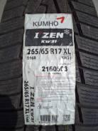 Kumho I'Zen KW31. Зимние, без шипов, 2013 год, без износа, 4 шт