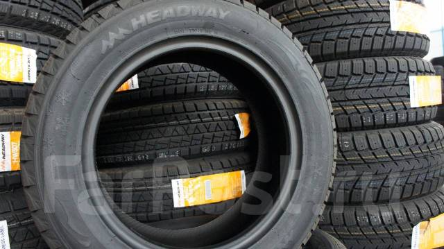 Headway HW501. Зимние, 2016 год, без износа, 4 шт