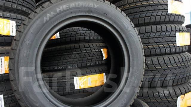 Headway HW501. Зимние, без шипов, 2017 год, без износа, 4 шт