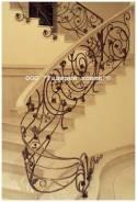 Художественная ковка, лестницы, перила, навесы, козырьки, заборы