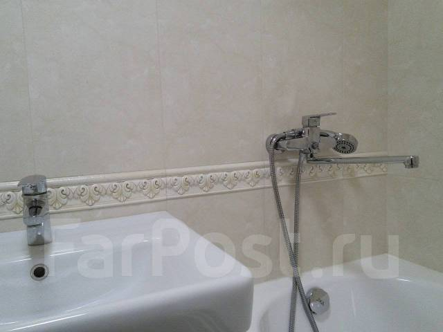 Ванная/санузел под ключ. Облицовка кафелем/керамогранитом. Владивосток