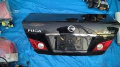 Крышка багажника. Infiniti M35, Y50 Infiniti M25 Nissan Fuga, PY50, PNY50, GY50, Y50 Двигатель VQ35DE