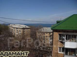 1-комнатная, проспект 100-летия Владивостока 43. Столетие, проверенное агентство, 31 кв.м. Вид из окна днём