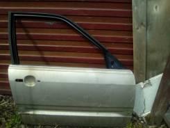 Дверь боковая Audi 100 (44) 1983-1991, правая передняя