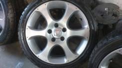 Продам оригинальные колёса Honda. 7.0x17 5x114.30 ET55