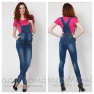 Комбинезоны джинсовые. 40-48