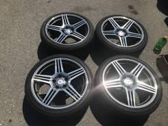 Mercedes. 8.0/9.0x18, 5x112.00, ET32/35, ЦО 71,0мм.