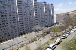 2-комнатная, улица Котельникова 7. Третья рабочая, проверенное агентство, 52 кв.м. Вид из окна днём
