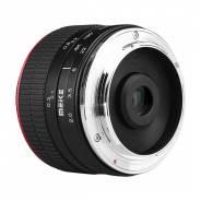 Meike 6.5mm f/2.0 fisheye Sony E-mount. Для Sony