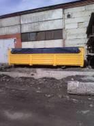 Зерновозный новый кузов. 1 500 куб. см.