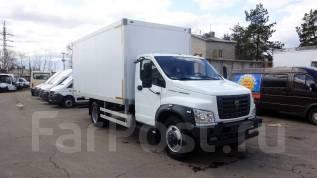 ГАЗ Газон Next. Газон Next Фургон, 4 400 куб. см., 5 000 кг.