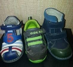 Детская обувь (лето, весна/осень). 20, 22