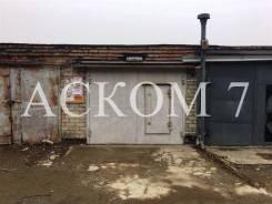 Гаражи капитальные. улица Сабанеева 24в, р-н Баляева, 34 кв.м., электричество, подвал. Вид снаружи