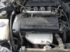 Двигатель в сборе. Toyota Corolla, AE101G Двигатели: 4A, 4AGE