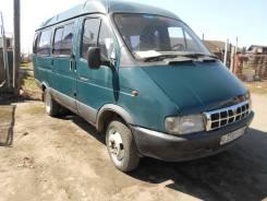 ГАЗ 32213. Продаётся грузопассажирская Газель, 2 500 куб. см., 6 мест