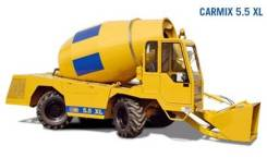 1ПТС-2,5. Продаётся Бетономиксер Carmix, 3 000 куб. см., 3 400,00куб. м. Под заказ