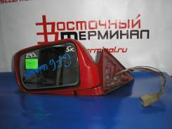 Зеркало заднего вида боковое. Subaru Impreza, GFA, GF8, GF6, GC2, GF5, GC1, GF4, GF3