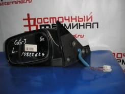 Зеркало заднего вида боковое. Subaru Impreza, GG2, GGA, GD9, GG9, GD3, GDC, GDB, GDA