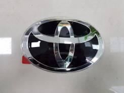 Эмблема решетки. Toyota RAV4 Toyota Highlander Toyota Land Cruiser, UZJ200W, J200, VDJ200, URJ202W, GRJ200, URJ200, URJ202, UZJ200, GDJ150L, GDJ150W...