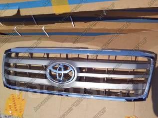 Решетка радиатора. Toyota Land Cruiser, UZJ100W, J100, HDJ101K, UZJ100, HDJ100L, UZJ100L, HDJ101 Двигатели: 2UZFE, 1HDFTE