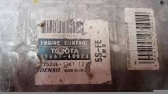 Блок управления двс. Toyota Harrier, SXU15, SXU15W Двигатель 5SFE