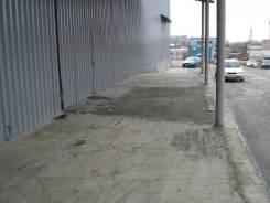 Сдается теплый склад на Снеговой 18А во Владивостоке. 180 кв.м., улица Снеговая 18а, р-н Снеговая. Дом снаружи