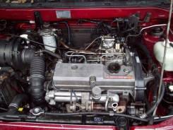 Двигатель контрактный 4D68-T по запчастям
