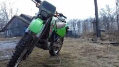 Kawasaki KDX 250. исправен, птс, с пробегом