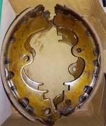 Колодка тормозная барабанная. Toyota Starlet, NP70, EP71, EP76, NP76, EP70 Двигатели: 1N, 2ELU, 2ETELU, 2EELU, 2ELJ, 2EL, 1EL, 2ELC