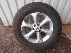 Диски колесные. Nissan Navara, D40 Nissan Pathfinder, R51