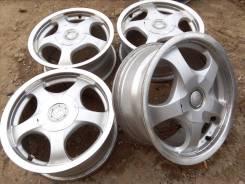 Bridgestone Alpha. 6.5x15, 4x114.30, 5x114.30, ET55, ЦО 73,0мм.