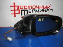 Зеркало заднего вида боковое. Subaru Outback, BPE Subaru Legacy, BL5, BLE, BP5, BPE
