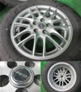 Bridgestone FEID. 6.0x15, 5x100.00, ET45, ЦО 73,0мм.