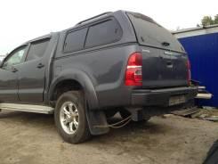 Toyota Hilux. ПТС PickUp KUN25 2013г. 2,5л.