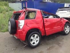 Suzuki Grand Vitara. ПТС 2008г. Цвет красный