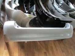 Бампер. Toyota Corolla Fielder, NZE124