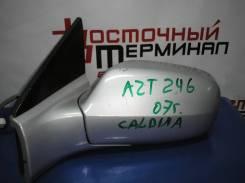 Зеркало заднего вида боковое. Toyota Caldina, AZT241W, ST246W, AZT246W, ZZT241W, ZZT241, AZT241, AZT246, ST246