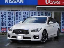 Nissan Skyline. вариатор, задний, 3.5, бензин, 25 000 тыс. км, б/п. Под заказ