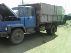 ГАЗ 3307. Газ 3307, 2 700 куб. см., 4 000 кг.