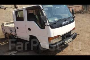 Isuzu Elf. Продается грузовик , 3 059 куб. см., 1 500 кг.