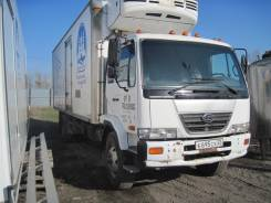 Nissan Diesel UD. Nissan UD 2600 рефрижератор, 7 000 куб. см., 10 000 кг.