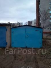 Гаражи металлические. улица Малиновского 42, р-н Индустриальный, 18 кв.м.