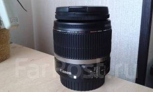 Продам объектив Canon EFS 18-55 mm 0.25|0.8ft