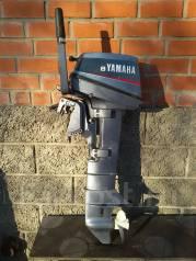 Yamaha. 8,00л.с., 2-тактный, бензиновый, нога L (508 мм), Год: 1995 год